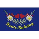 Südtiroler Bauernschurz Mein Ruah will i hobm